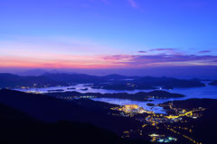 Sai Kung at morning, Stock Image