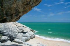 Sai noi beach Stock Images