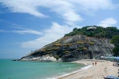 Sai noi beach Royalty Free Stock Image