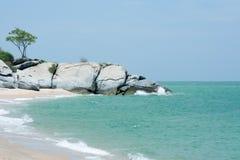 Sai noi beach Royalty Free Stock Photos