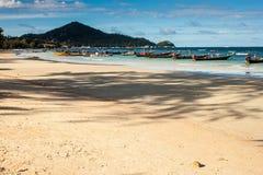 Sai Ri (Sairee) strand Fotografering för Bildbyråer