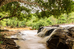 Sai thong waterfall Stock Photography