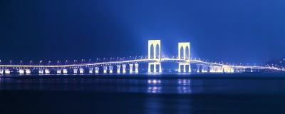 Sai Van Мост. Стоковое Изображение