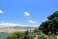 Sai Van Мост, Макао, Китай Стоковые Изображения