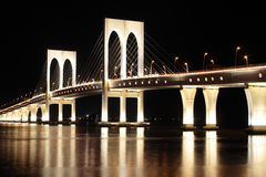 Sai Van bridge Royalty Free Stock Photography