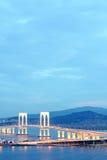 Sai Van bridge. In macao Royalty Free Stock Photography