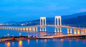 Sai Van Bridge Stock Photo