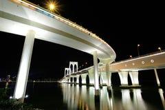 Sai Van bridge. In Macao Royalty Free Stock Photos