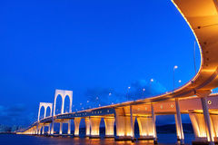 Sai Van bridge Royalty Free Stock Photography