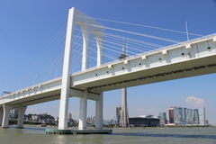 Sai Van bridge Royalty Free Stock Photos