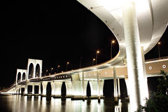 Sai Van bridge in Macao Stock Images