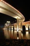 Sai Van bridge, Macau Royalty Free Stock Images