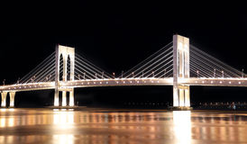 Sai Van bridge in Macau Royalty Free Stock Photography