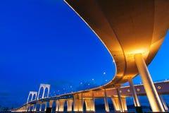 Sai Van bridge in Macau Royalty Free Stock Images