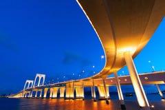 Sai Van bridge in Macau Stock Photo
