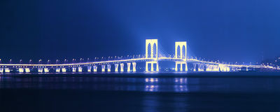 Sai Van Bridge. Stock Image
