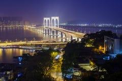 Sai Van Bridge Royalty Free Stock Image