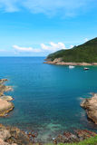 Sai Wan bay Royalty Free Stock Photos