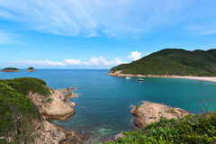 Sai Wan bay Stock Images