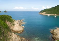 Sai Wan Bay Royalty Free Stock Image
