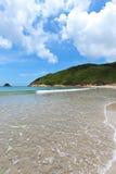 Sai Wan beach Stock Photography