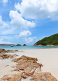 Sai Wan beach Stock Images