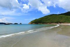 Sai Wan beach Royalty Free Stock Photography