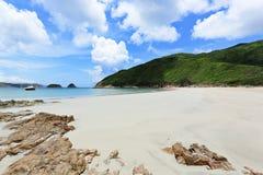 Sai Wan beach Stock Images