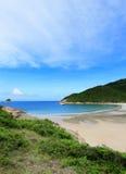 Sai Wan beach Royalty Free Stock Images