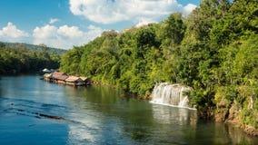 Sai Yok国家公园 免版税库存图片