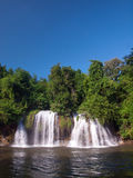 Sai Yok Lek Waterfall Royalty Free Stock Photo