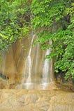 Sai Yok Noi vattenfall Arkivbilder