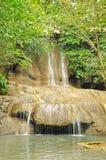 Sai Yok Noi vattenfall Royaltyfri Fotografi