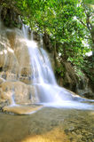 Sai Yok Noi Water fall Royalty Free Stock Photography