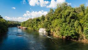 Sai Yok park narodowy Obrazy Royalty Free