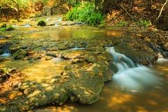 Sai Yok waterfall Stock Image
