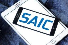 SAIC, Science Applications International Corporation logo Stock Images