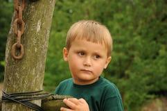Said boy Royalty Free Stock Photography