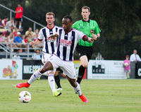 Saido Berahino, West Bromwich Albion Stock Photo