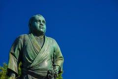 Saigo Takamori, de Laatste Samoeraien Stock Foto's