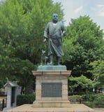 Saigo Takamori stature Ueno Tokyo Royalty Free Stock Photos