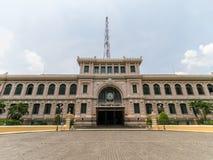 Saigon Środkowy urząd pocztowy Ho Chi Minh, Wietnam (,) Obrazy Royalty Free