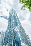 Saigon/Βιετνάμ, τον Ιούλιο του 2018 - το ορόσημο 81 είναι ένας έξοχος-ψηλός ουρανοξύστης αυτήν την περίοδο κάτω από την κατασκευή στοκ εικόνες