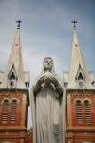 saigon Вьетнам церков Стоковое Изображение