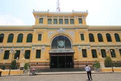 Saigon central stolpe - kontor Royaltyfri Bild
