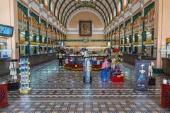 Saigon centrali urząd pocztowy Fotografia Royalty Free