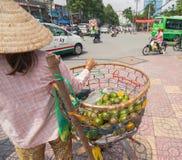 Saigon, Ho Chi Min City. Stock Photos