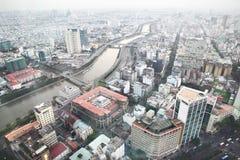 Saigon Royalty Free Stock Photos