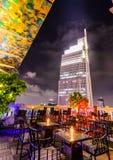 Saigon Night Stock Photo