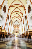 Saigon Notre-Dame Basilica in Ho Chi Minh Royalty Free Stock Image